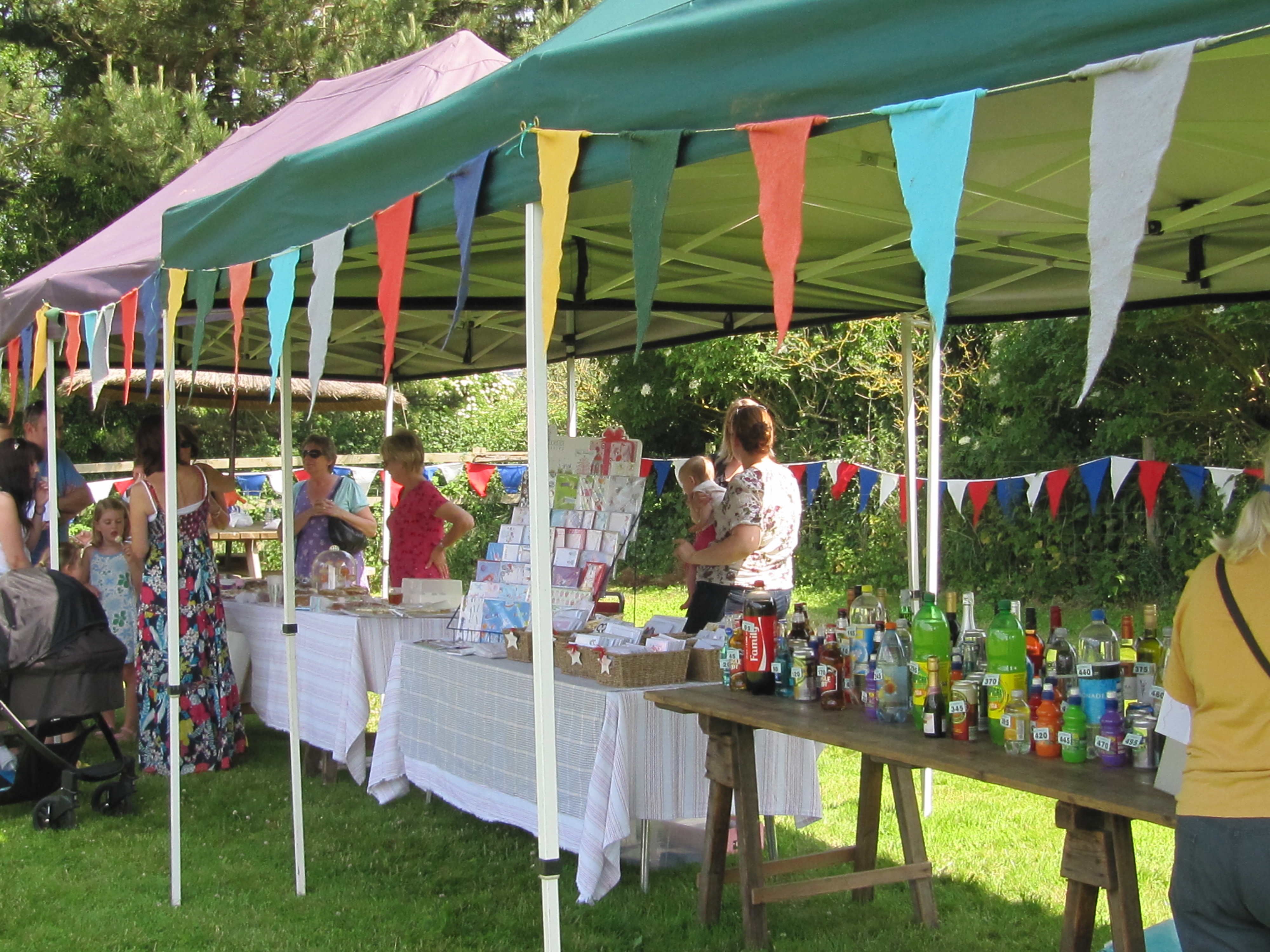 Shotteswell Village Fete Roundup Saturday 6th July 2013